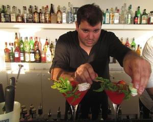 Bartender, Sicily, Italy